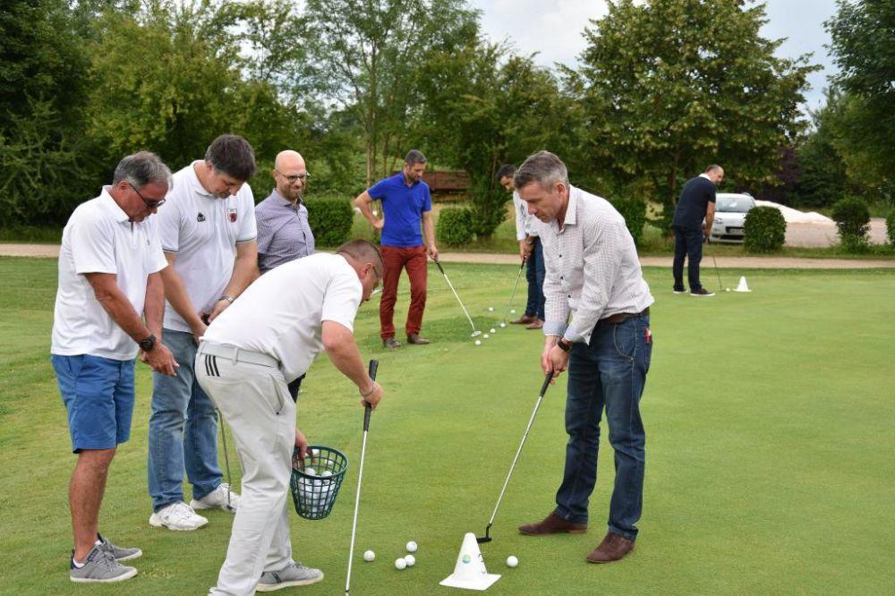 Rencontres partenaires de golf
