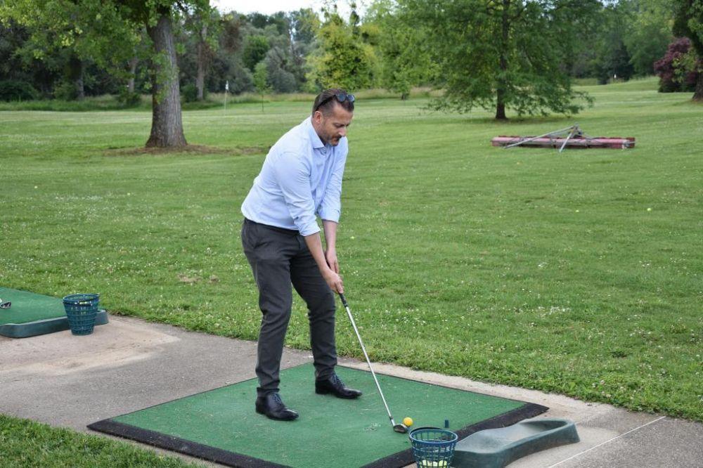 mini-golf de rencontres